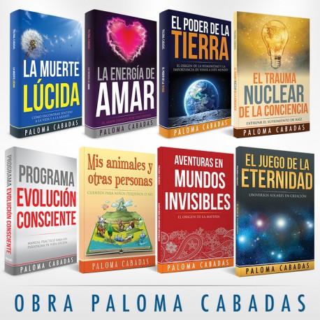 Obra completa Paloma Cabadas, 2015