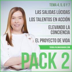 PACK 2. Temas 4, 5, 6 y 7, en Mp3
