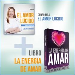 Curso El Amor Lúcido + Libro La Energía de Amar