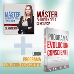 Máster MP3 + Libro Programa Evolución Consciente©