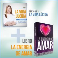 Curso La Vida Lúcida + Libro La Energia de Amar